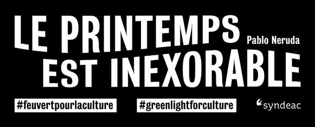 Feu vert<br/>pour la culture !