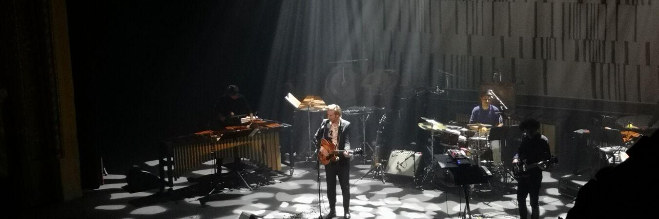 Retour sur le concert de Bertrand Belin