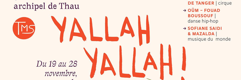 Yallah Yallah !