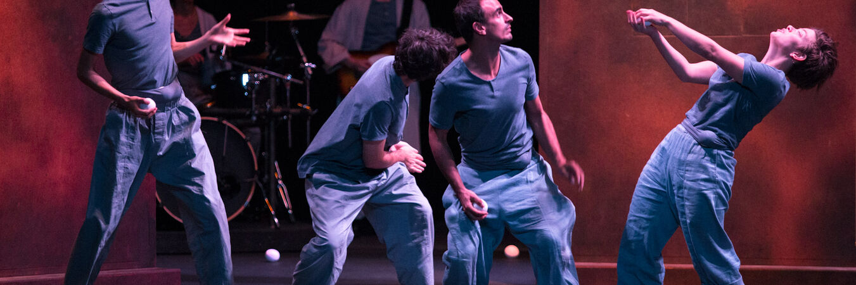 ENCORE LA VIE | Encore la vie - Collectif Petit Travers & Ensemble Tactus
