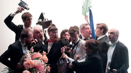 Productions / CANNES 39/90, Étienne Gaudillière - Compagnie Y