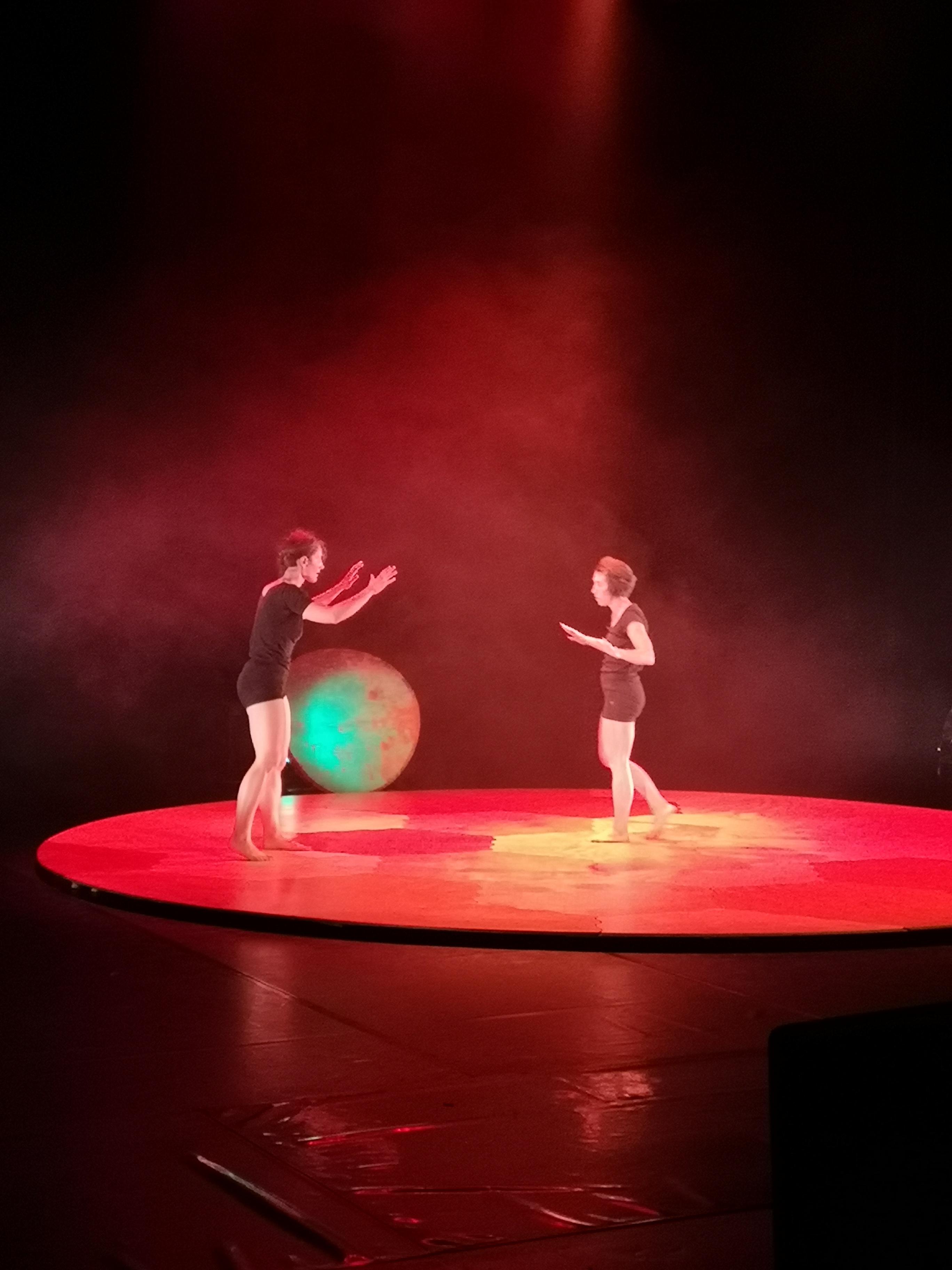Fauve - Cie Marie-Louise Bouillonne - spectacle de danse à partir de 3 ans