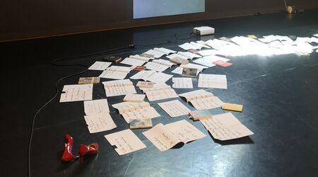 En ce moment, sur nos plateaux / Julie Benegmos & Compagnie Libre Cours, STRIP - Julie Benegmos
