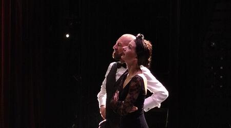 En ce moment, sur nos plateaux / Pascal Contet - A&B Tango, Tango-Pascal Contet et A B Tango - Clip