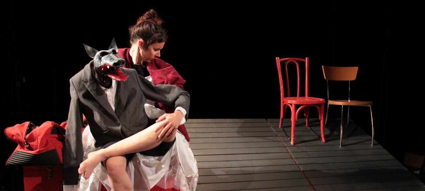 Chaussure(s) à son pied | ANNULÉ | Emili Hufnagel - Michel Laubu - Turak Théâtre