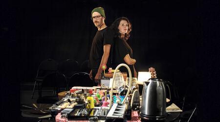 Saison 2020 - 2021 / Concert à table, Claire Diterzi (compositrice associée) - Stéphane Garin
