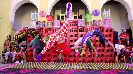 Saison 2020 - 2021 / FIQ ! | ANNULÉ, Annulé | Groupe acrobatique de Tanger – Maroussia Diaz Verbèke