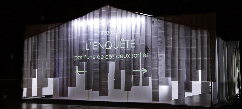 L'enquête   ANNULÉ   Sébastien Le Guen– Lonely Circus