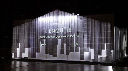 Saison 2020 - 2021 / L'enquête | ANNULÉ, Sébastien Le Guen– Lonely Circus