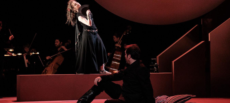 La Tragédie de Carmen | ANNULÉ | Fiona Monbet – Romain Louveau – Florent Siaud – Ensemble Miroirs Etendus / Théâtre Impérial De Compiègne