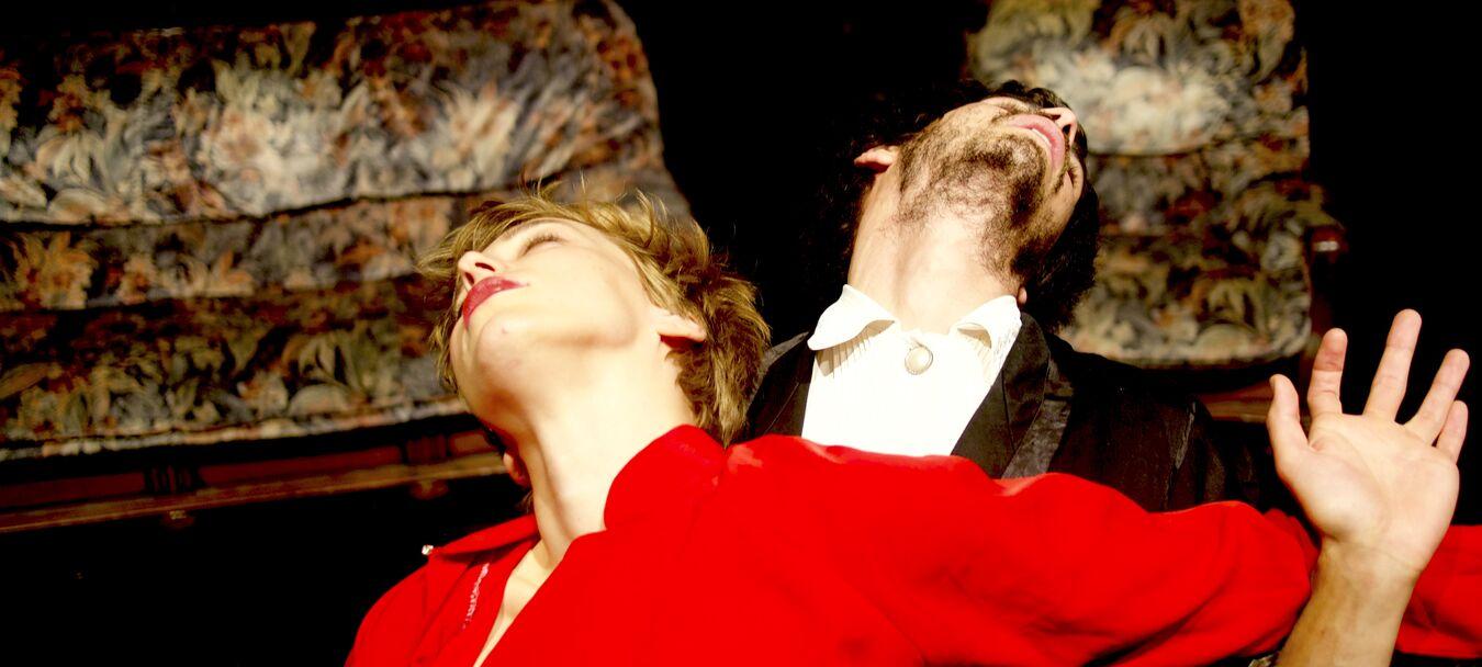 Midnight Sun | ANNULÉ | Annulé | Florent Bergal - Eva Ordonez - C<sup>ie</sup> Oktobre