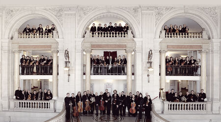 Saison 2020 - 2021 / Orchestre national Montpellier Occitanie | ANNULÉ, ANNULÉ - Rossini – Stravinsky – MagnusFryklund – Rodolphe Bernard