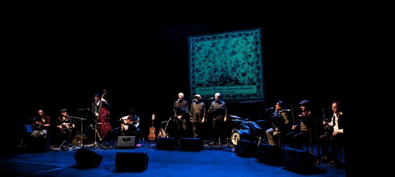 Concert inaugural d'Escale à Sète 2022 | Orchestra Bailam - Canterini Genovesi