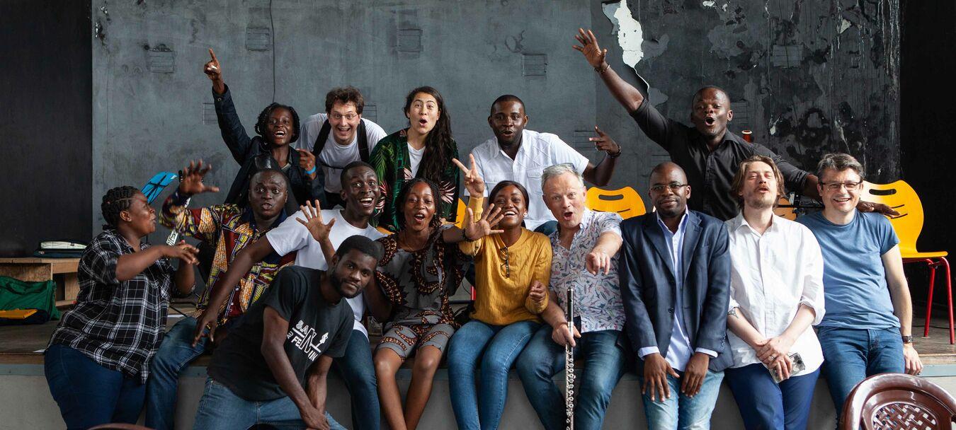 CongOcéan | Le Concert impromptu – Styl'Oblique – Julien Roux