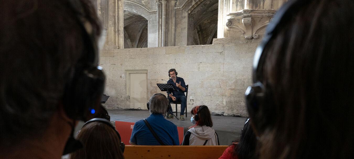 Histoires sous casques | Collectif Haut et Court - Théâtre Nouvelle Génération, CDN de Lyon