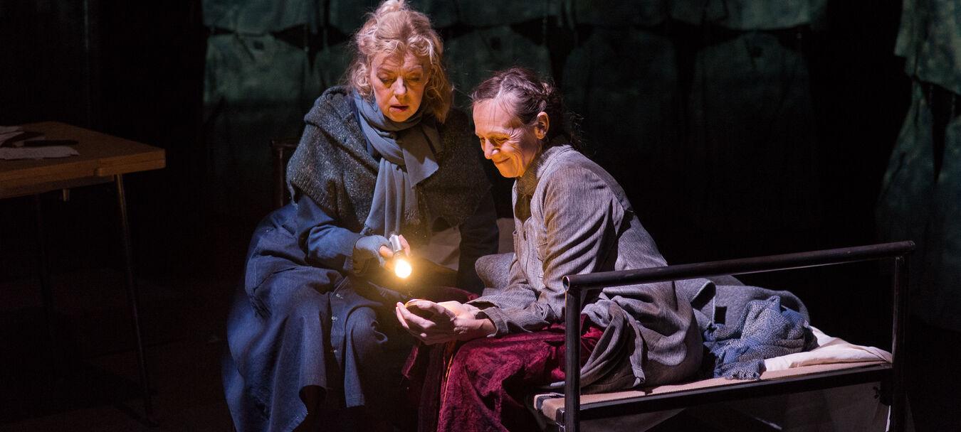 J'ai rêvé la Révolution | Catherine Anne – Françoise Fouquet – C<sup>ie</sup> À Brûle-pourpoint