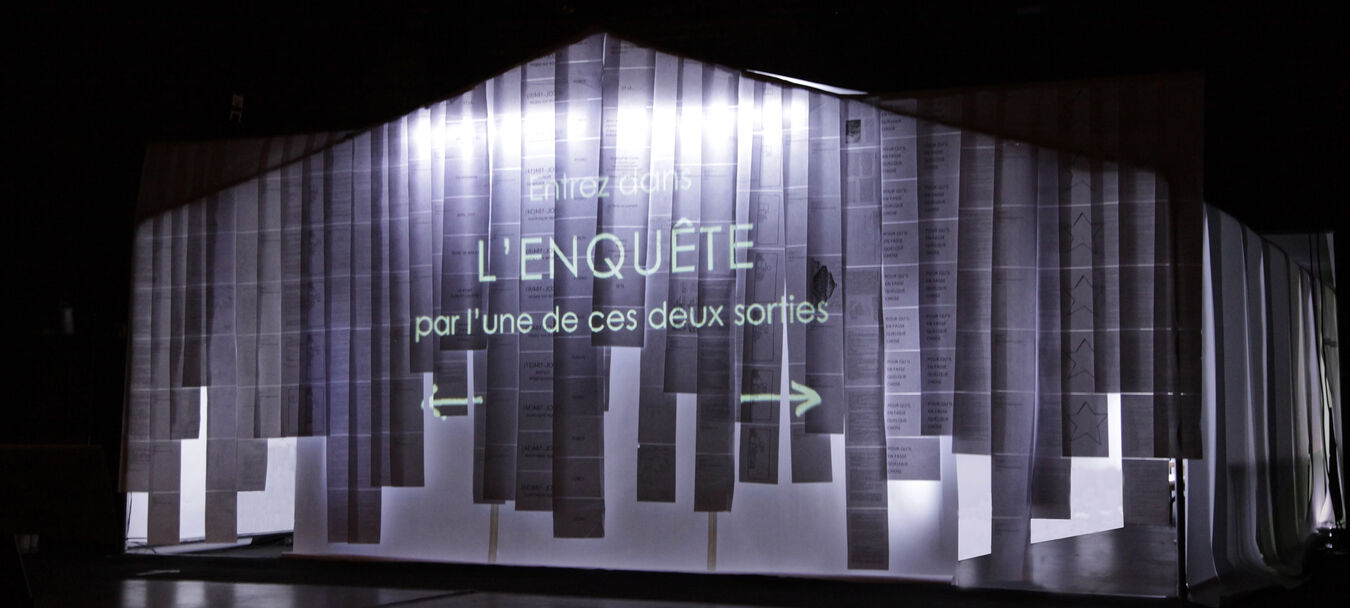 L'enquête | Sébastien Le Guen– Lonely Circus