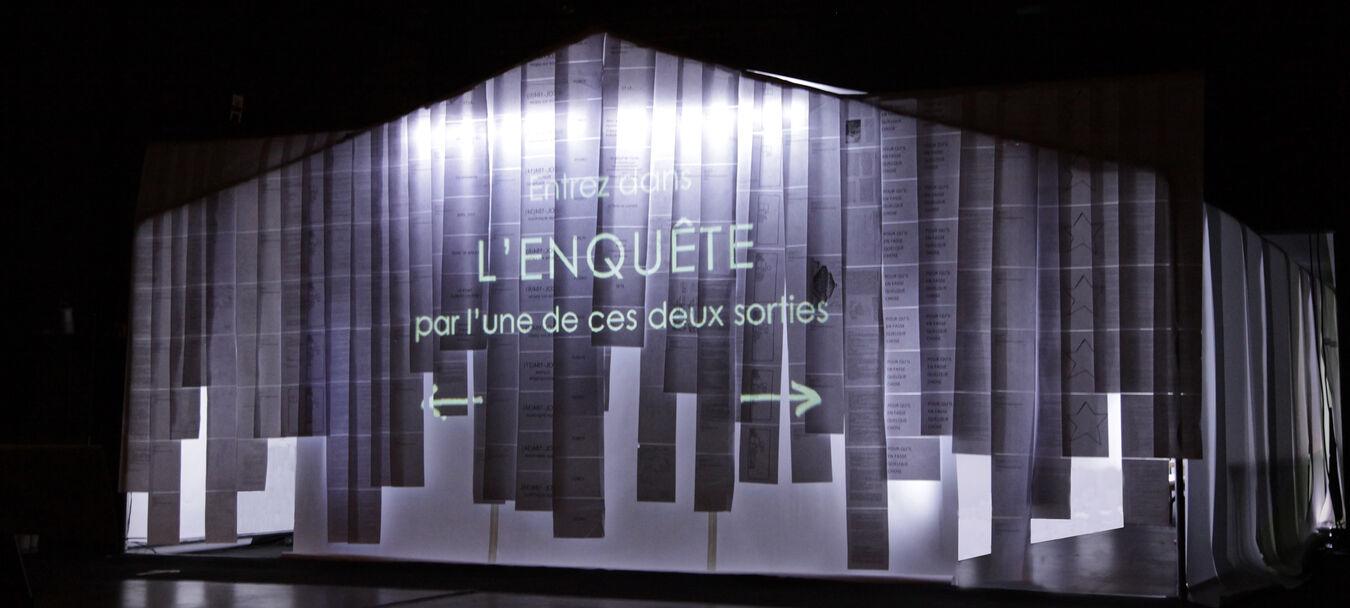 L'enquête   Sébastien Le Guen– Lonely Circus