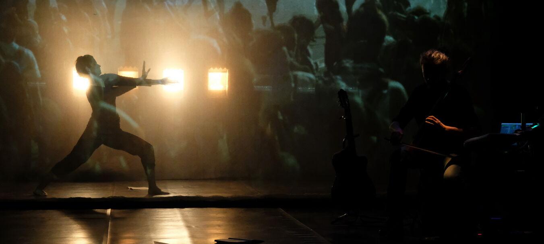 La Mémoire Bafouée | Violeta Gal-Rodriguez – C<sup>ie</sup> L'Insoumise – KIMVN Teatro