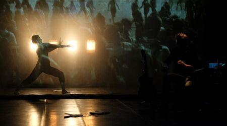 Saison 2021 - 2022 / La Mémoire Bafouée, Violeta Gal-Rodriguez – C<sup>ie</sup> L'Insoumise – KIMVN Teatro