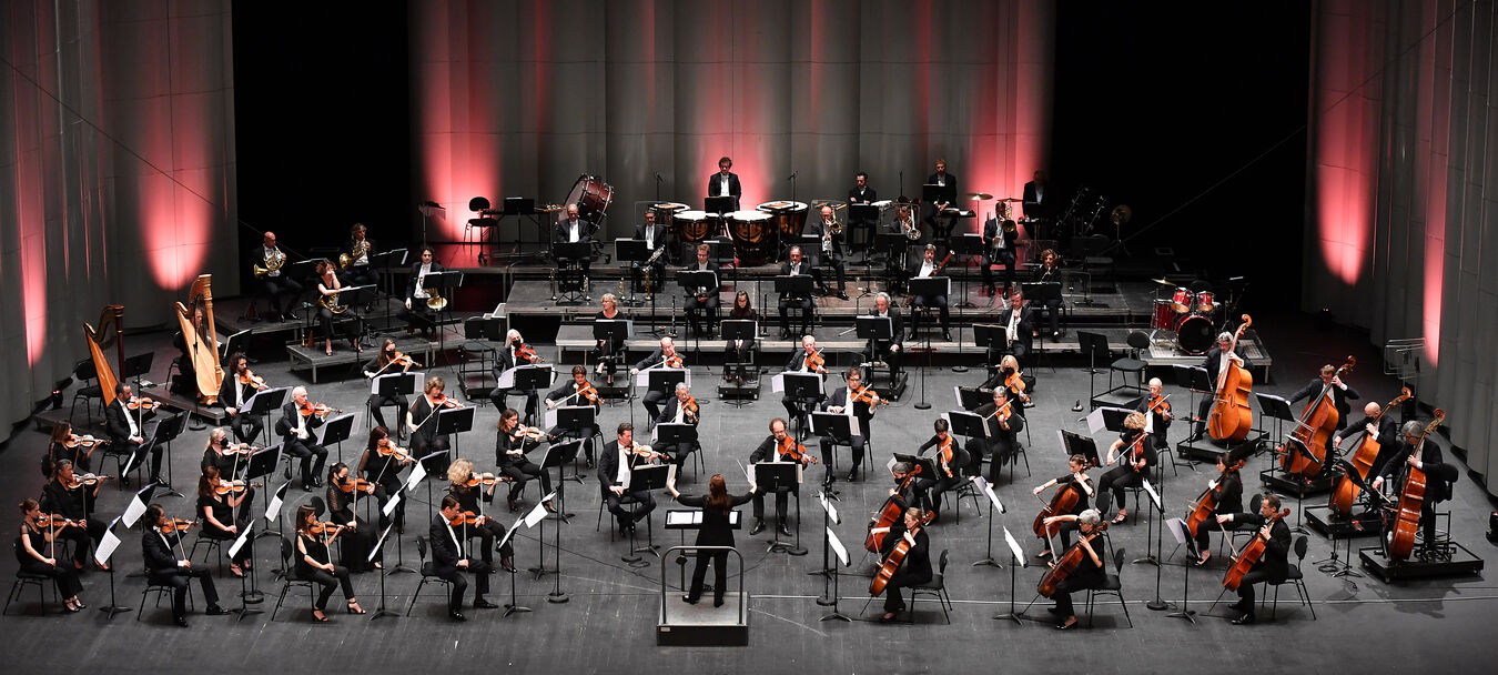 Orchestre national Montpellier Occitanie   Mozart – Tarrodi – Shaw – Nathanaël Iselin – Ye Chang Jung
