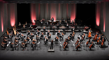 Saison 2021 - 2022 / Orchestre national Montpellier Occitanie, Mozart – Tarrodi – Shaw – Nathanaël Iselin – Ye Chang Jung