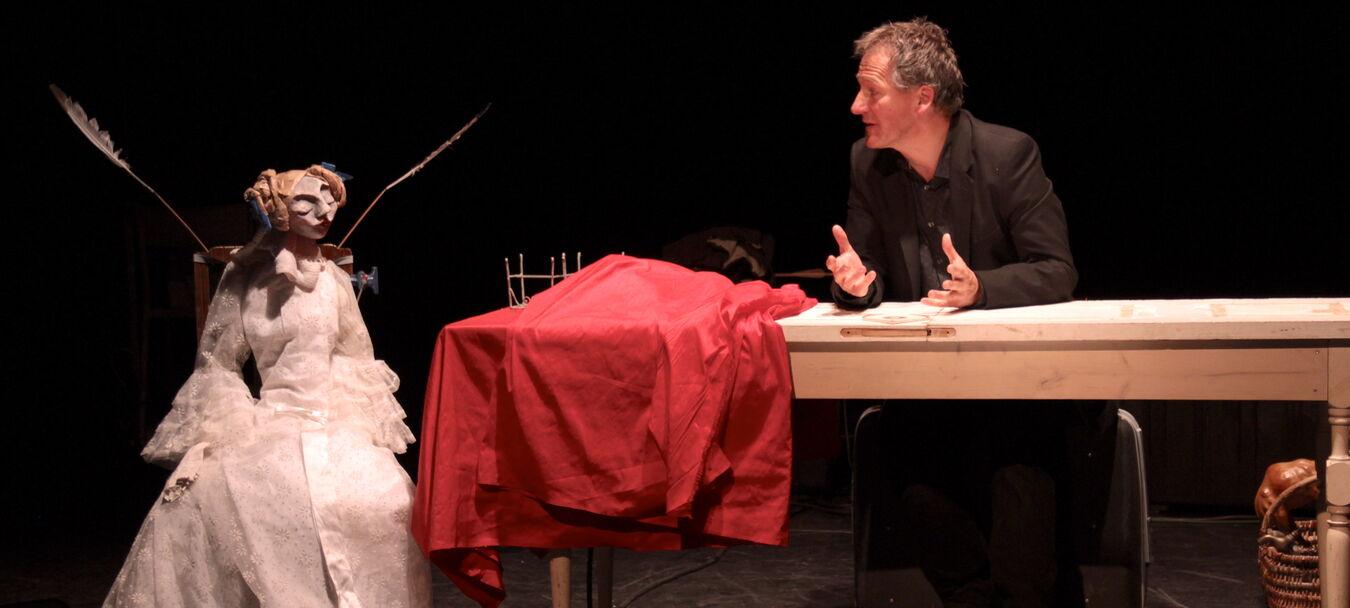 Parades nuptiales en Turakie   Michel Laubu – Emili Hufnagel – Turak Théâtre