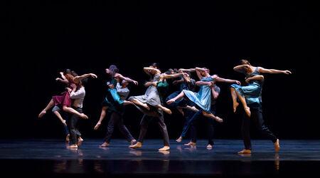 Saison 2021 - 2022 / Sao Paulo Dance Company, Cassi Abranches – Joelle Bouvier - Marco Goecke