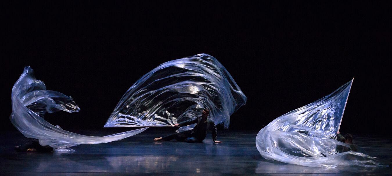 Sao Paulo Dance Company | Cassi Abranches – Joelle Bouvier - Marco Goecke